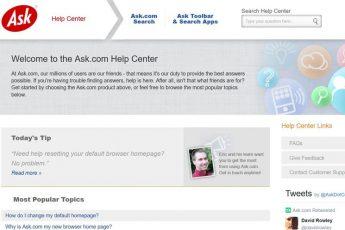 Поисковая система Ask.com