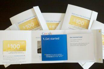 Хитрые купоны Google Adwords